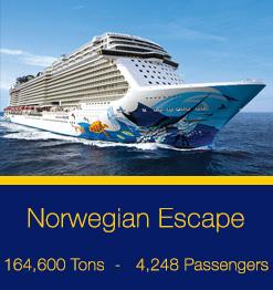 Norwegian-Escape