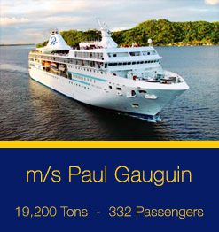 Paul Gauguin Cruises Crown Cruise Vacations Crown Cruise Vacations - Ms paul gauguin