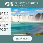 Princess Cruises Sun Drenched