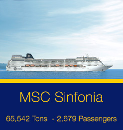 MSC-SINFONIA