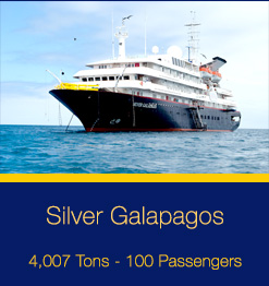 Silver-Galapagos